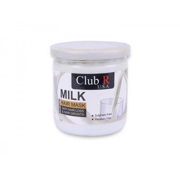 Club R Milk Premium Hair Mask