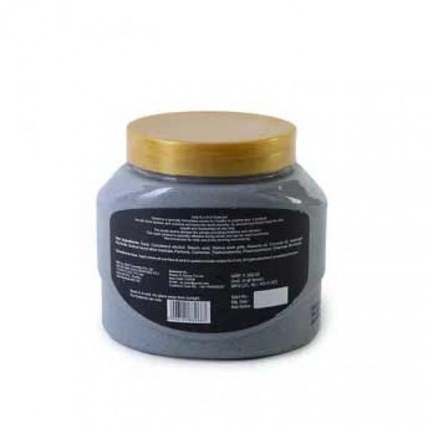 Club R Charcoal Scrub Cream