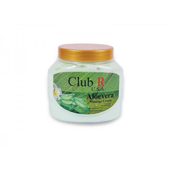 Club R Aloevera Massage Cream