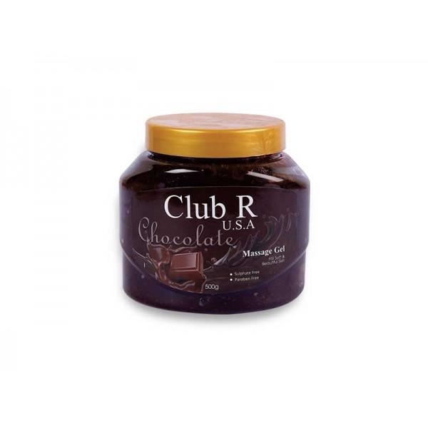 Club R Chocolate Massage Gel