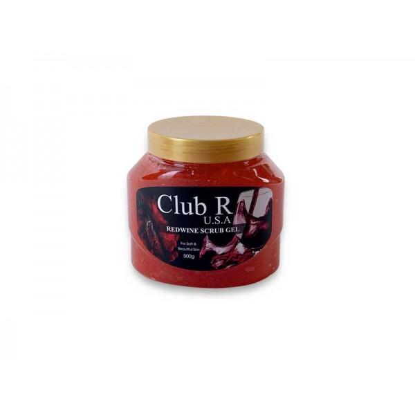 Club R Red Wine Gel Scrub