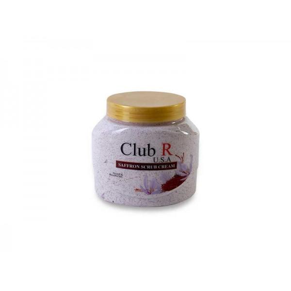 Club R Saffron Scrub Cream